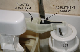 How to Fix Faulty Flush Cisterns