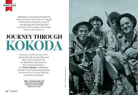 Journey Through Kokoda
