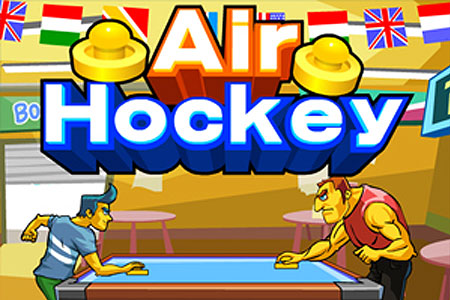 Air hockey online game