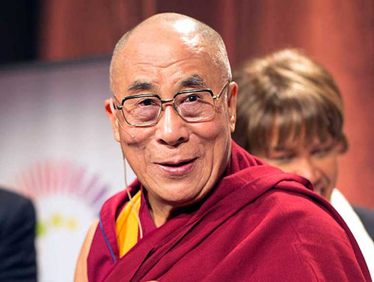 5. The Dalai Lama's impressive salary