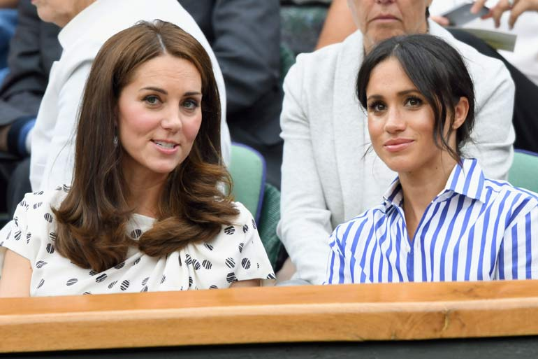 The one colour you'll probably never see Megan Markle or Kate Middleton wear