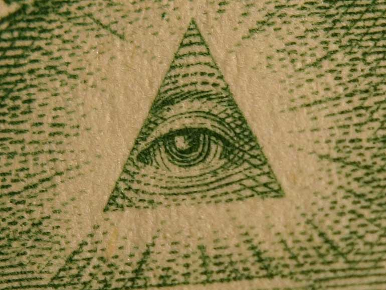 12. The Illuminati and the U.S. government