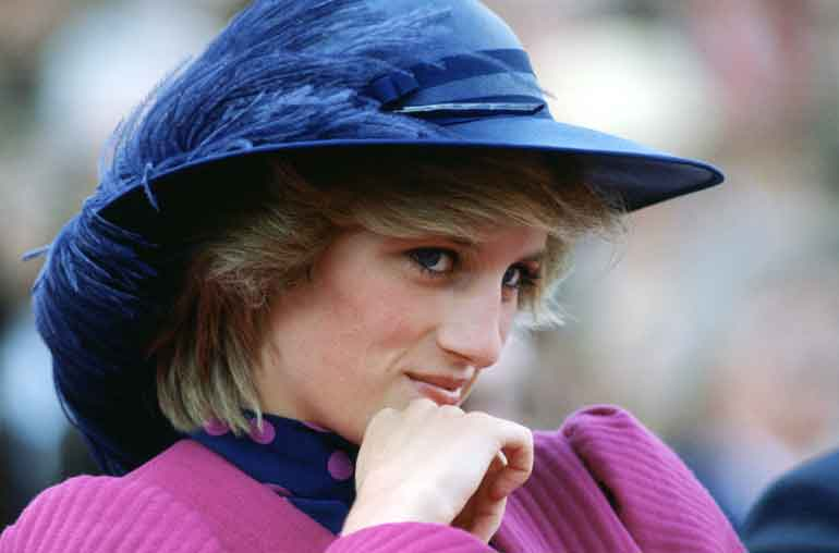 2. Princess Diana was murdered?!