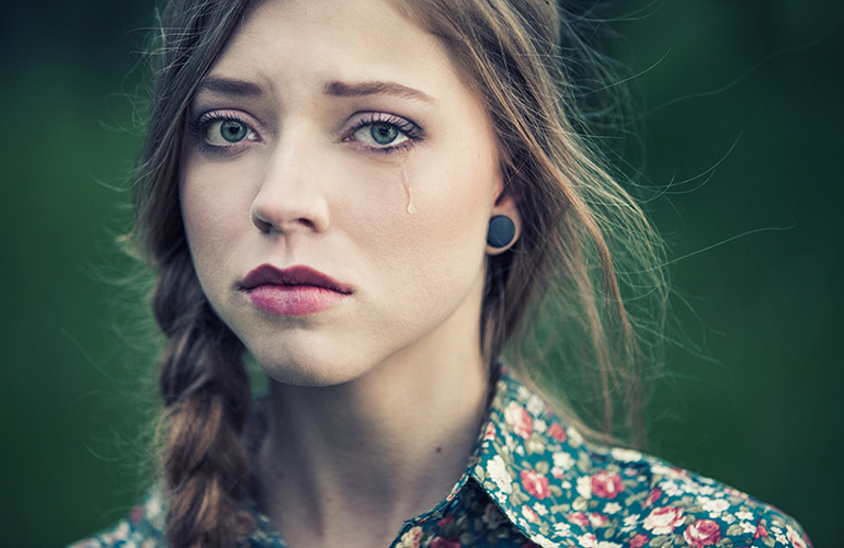 Can science explain why we cry?