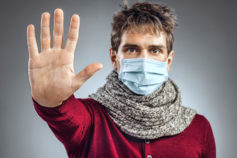 How to decrease your chances of catching a cold