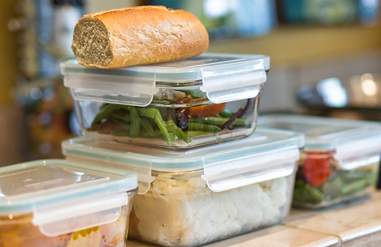 Refrigerate leftovers within two hours of cooking