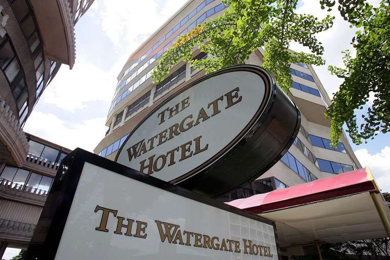 6. The Watergate Scandal