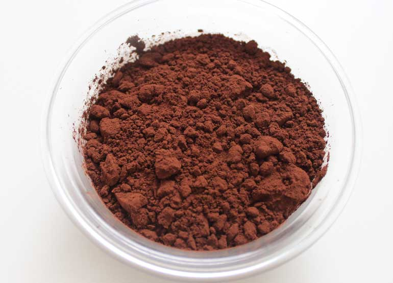 10. Substitute chocolate with pantry ingredients