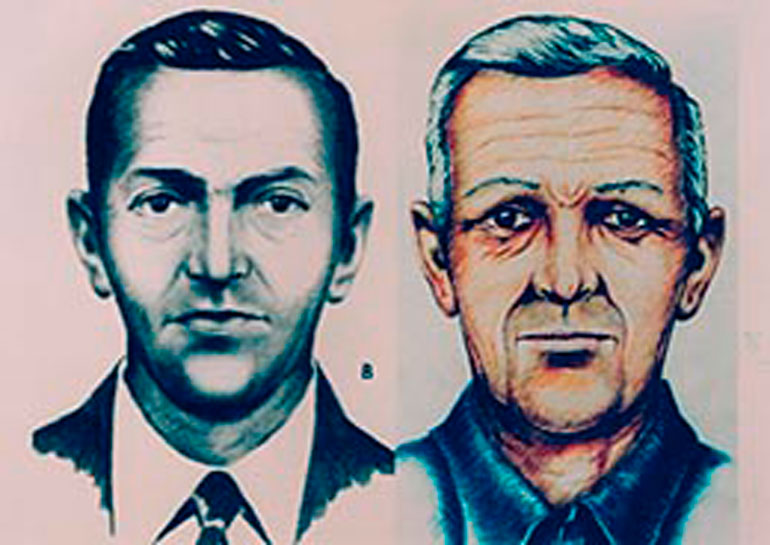 Who (and where) is DB Cooper?