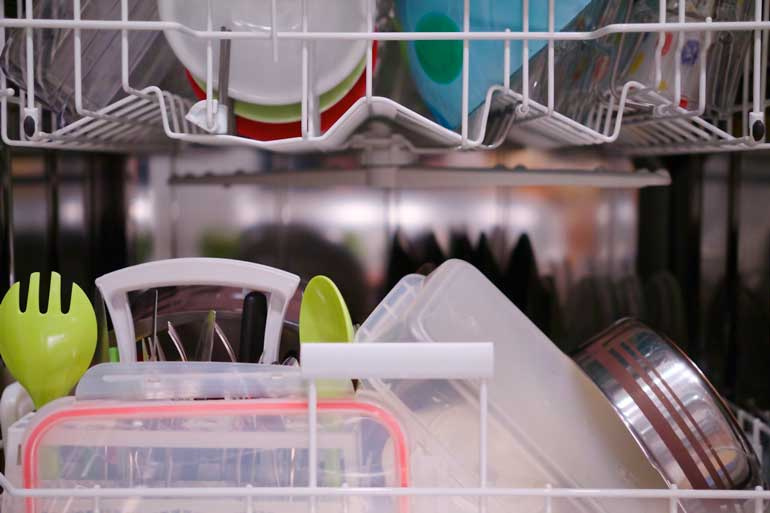 Top Tip: Dishwasher renovation