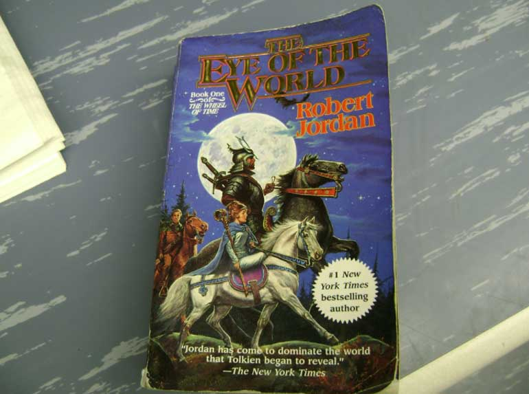 2. Wheel of Time