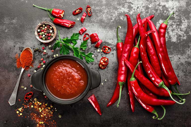 Eat chillies to rev your metabolism