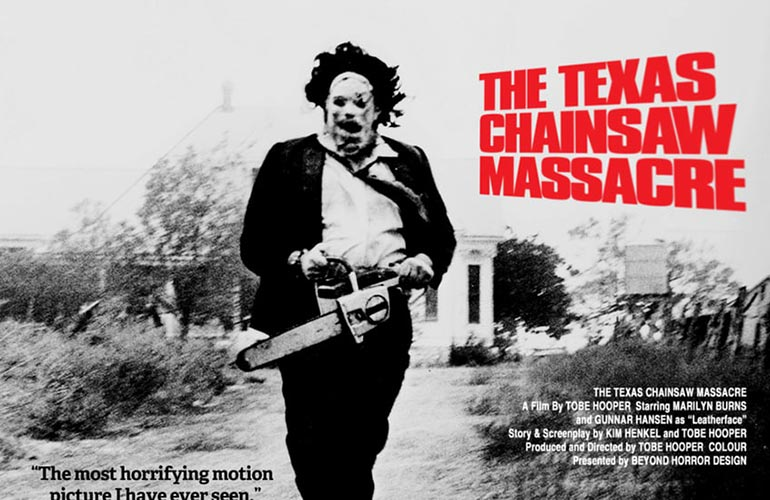 14. The Texas Chainsaw Massacre (1974)