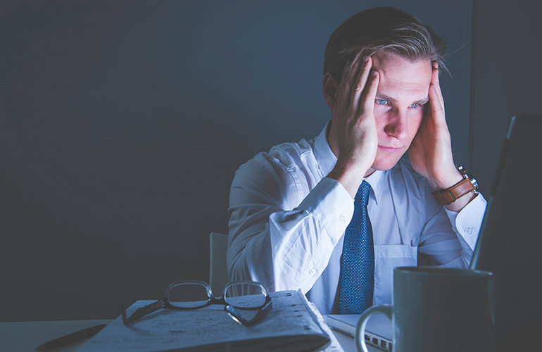 Rethink your approach to stress