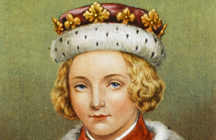 The disappearance of King Edward V and his brother