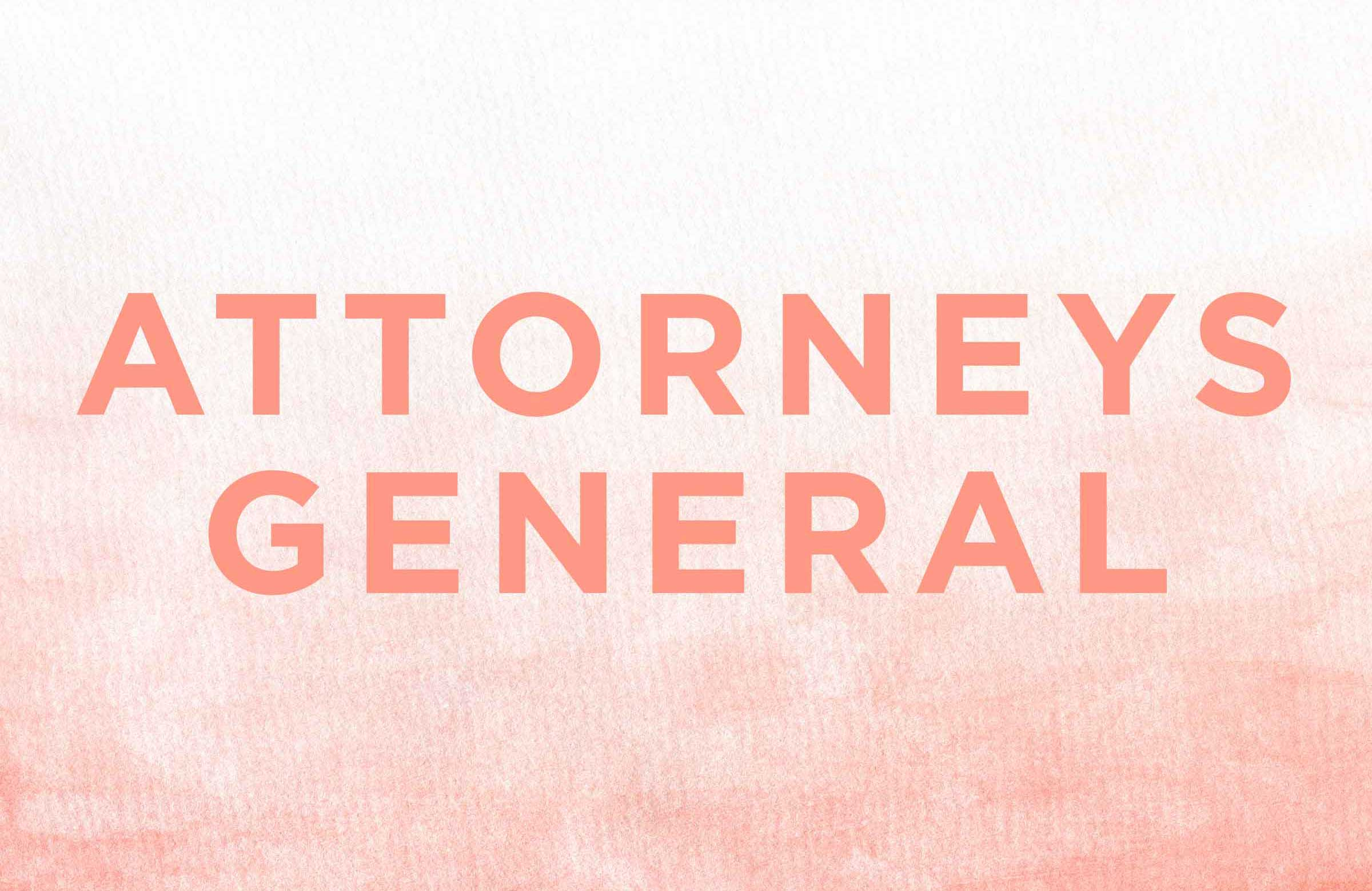 "The plural of ""attorney general"" is…"