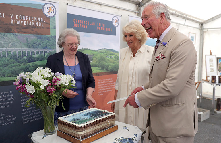 The happy ending for the Prince and the Duchess of Cornwall