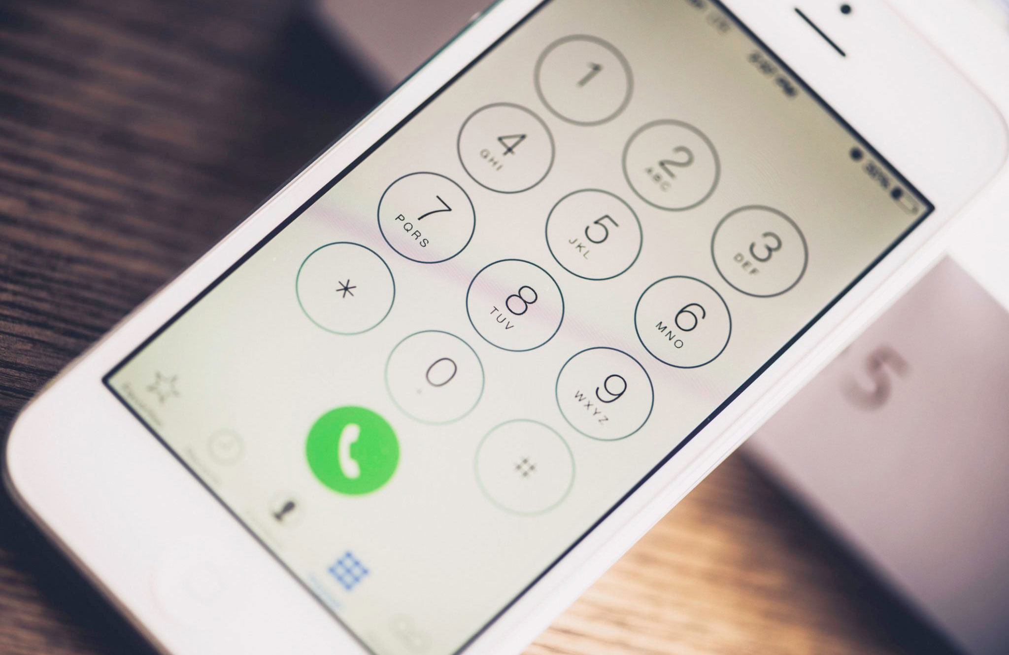 Your number can be used in many malicious ways