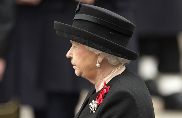 The Queen's mourning period