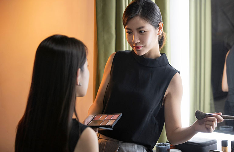 Learn to be upfront with your makeup artist