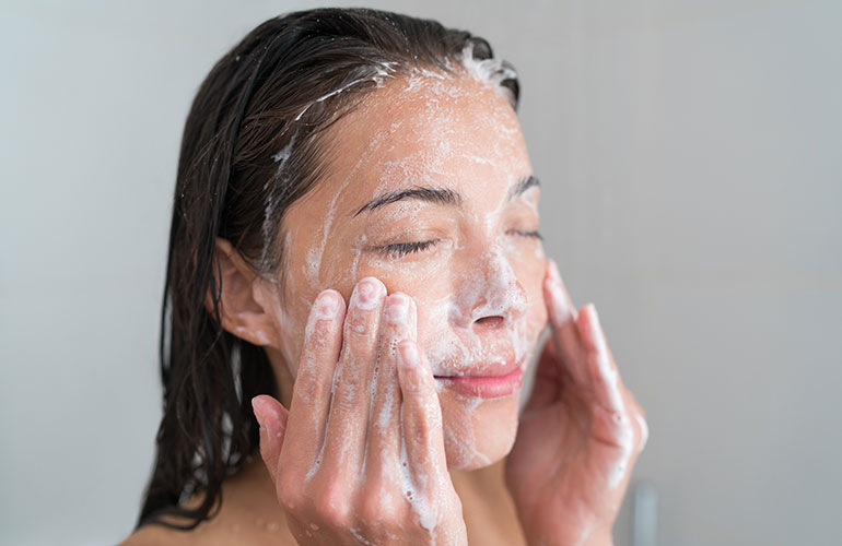 Don't: forget to physically exfoliate