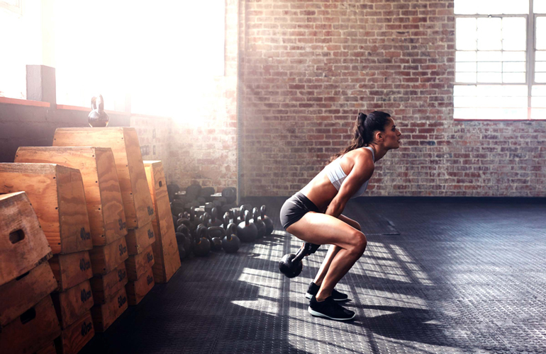 You skip high-intensity interval training