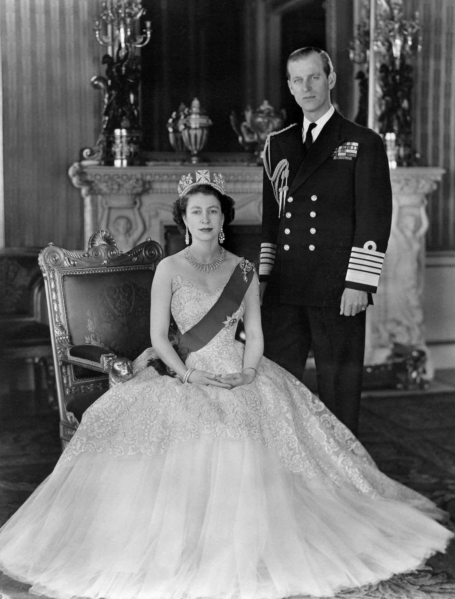 Queen Elizabeth II and Prince Philip (Part II): 2nd cousins once removed