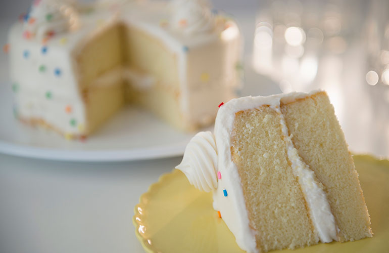Singing the Happy Birthday song may actually make birthday cake taste better