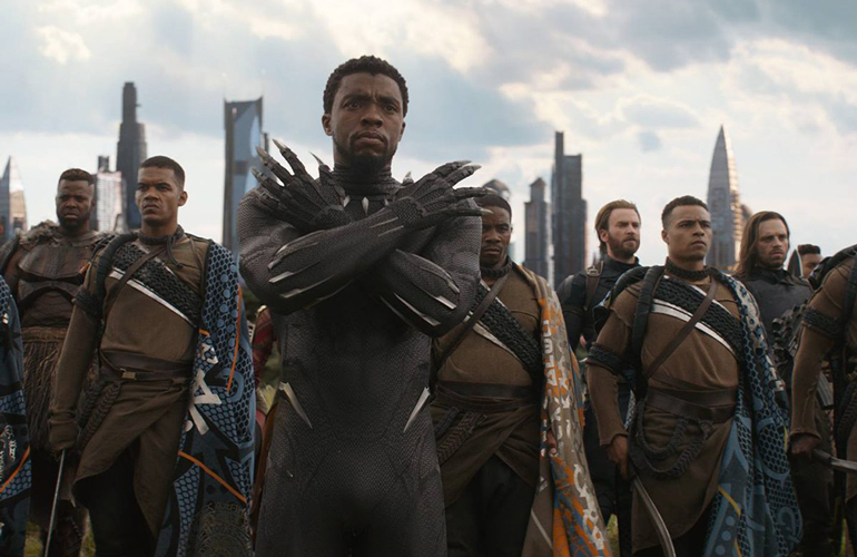 Black Panther on unity